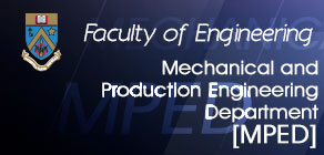 Mechanical and Production Engineering Department